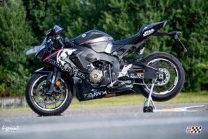 Honda Fireblade SC77 2017 Star Wars Edition Sass MotorBlog