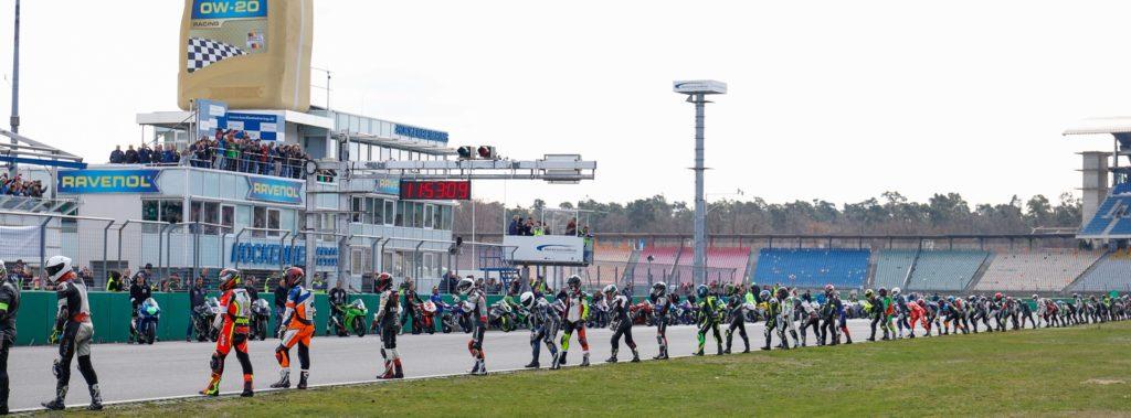 1000 Kilometer von Hockenheim | Foto : Torsten Karpf / Hockenheimring GmbH