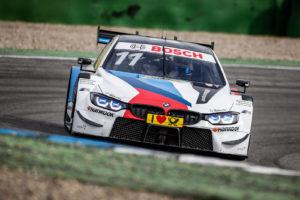 DTM Test Hockenheimring 2018 / Marco Wittmann BMW | Foto: Torsten Karpf - Hockenheimring