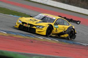 DTM Test Hockenheimring 2018 / Augusto Farfus BMW | Foto: Torsten Karpf - Hockenheimring